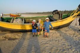 wczasy z dzieckiem nad morzem poza sezonem opinie