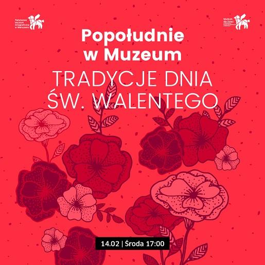 walentynki dla dzieci muzeum Warszawa