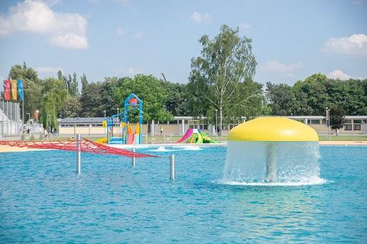 warszawa park wodny moczydło kiedy otwarcie 2019 atrakcje dla dzieci opinie