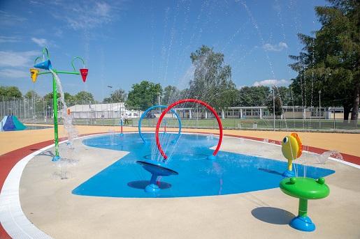 co robić z dzieckiem w Warszawie Park Wodny Moczydło atrakcje opinie