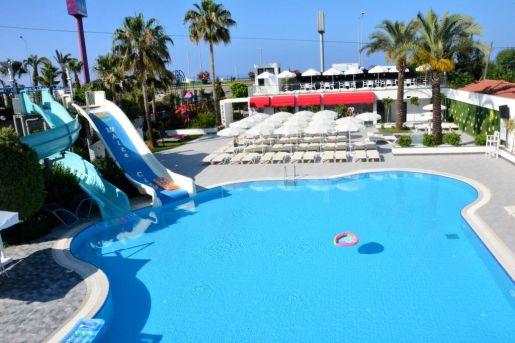 Turcja Alanya rodzinne hotele opinie