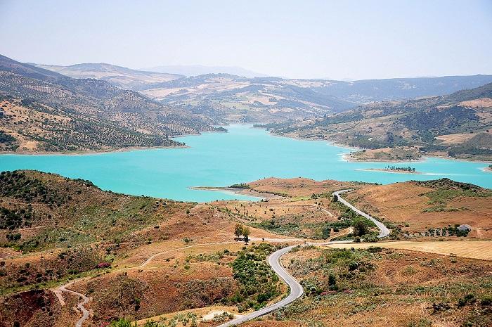 widoki zdjęcia Andaluzja HIszpania