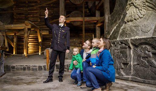 wieliczka solilandia atrakcje dzieci rodzinne opinie