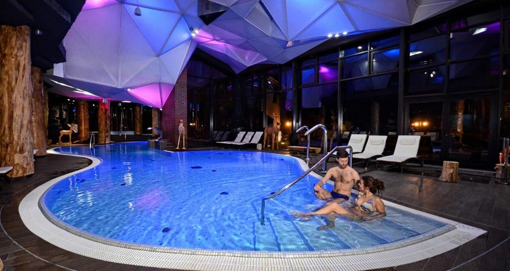 wielkanoc hotel z basenem podlasie oferty rodzinne