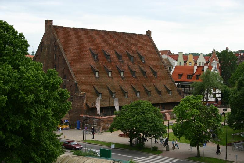 atrakcje dla dzieci Gdańsk Wielki Młyn fontanna