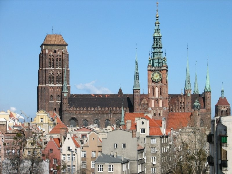 punkty widokowe Gdańsk