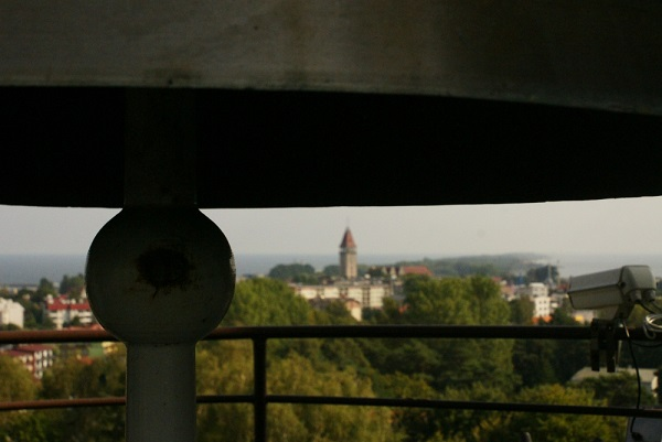 kościół Władysławowo wieża widokowa