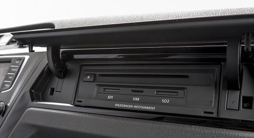 wifi volkswagen touran opinie router internet w samochodzie
