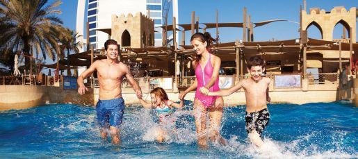 najlepsze aquaparki Dubaj Wild Wadi opinie