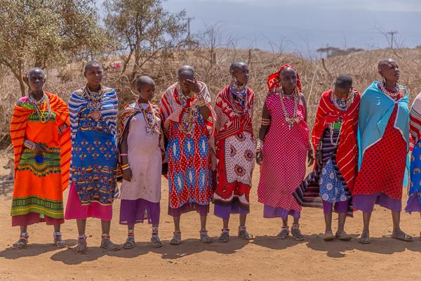 wioska Masajów Kenia Safari opinie atrakcje wakacje zimą