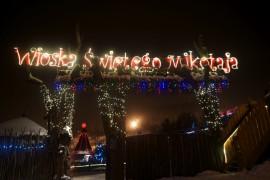 wioska Świętego Mikołaja atrakcje dla dzieci