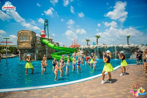 wodne atrakcje Energylandia dla dzieci