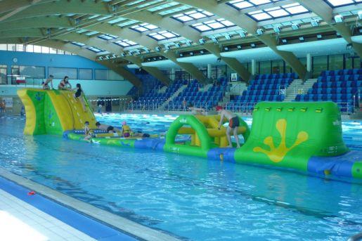 aquapark Warszawa baseny park wodny z atrakcjami dla dzieci