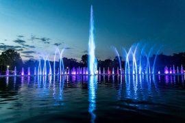 atrakcje dla dzieci Wrocław fontanna