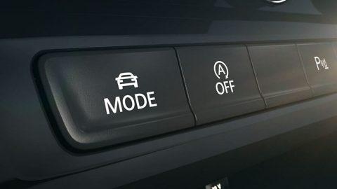 wybór profilu jazdy volkswagen opinie