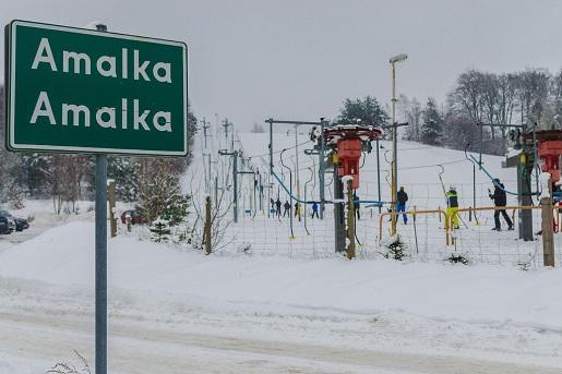 rodzinne atrakcje na kaszubach zimą stoki narciarskie pomorskie opinie