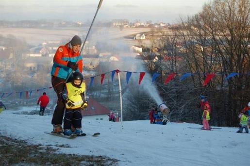 Kaszuby atrakcje dla dzieci wyciągi narciarskie na Kaszubach opinie
