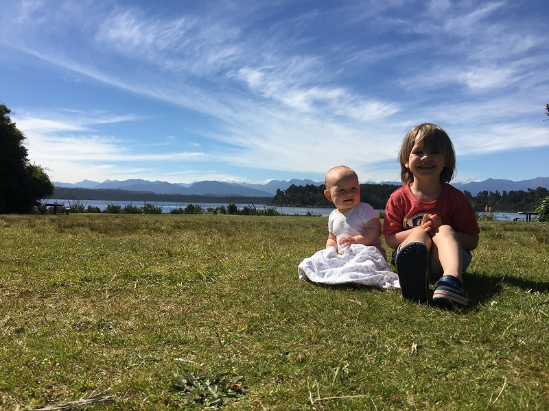 wycieczka z dziećmi do Nowej Zelandii kamper trasa zwiedzania