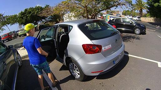 wypożyczalnia Samochodów TENERYFA Cicar opinie ceny