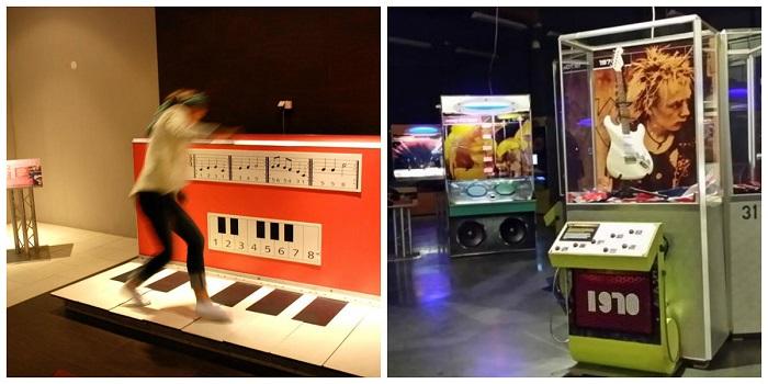 wystawa muzyczna zalesie atrakcje dla dzieci - samochody z filmów