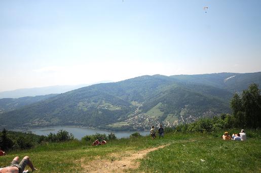 żywiec i okolice atrakcje dla dzieci góra żar jezioro międzybrodzkie atrakcje opinie