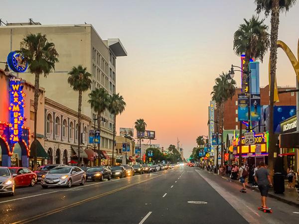 zachodnie Stany z dzieckiem Los Angeles zwiedzanie opinie