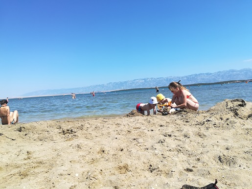 Zadar plaże