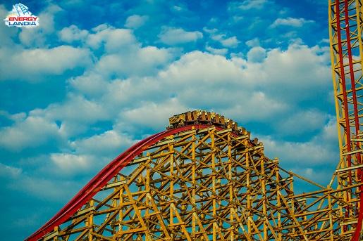 zadra coaster drewniana kolejka energylandia opinie atrakcje 2019 otwarcie