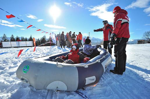 zakopane atrakcje dla dzieci snow zabawa atrakcje opinie ceny bilety