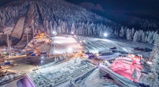 zakopane atrakcje dla dzieci wielka krokiew snowlandia śnieżny labirynt opinie ceny bilety