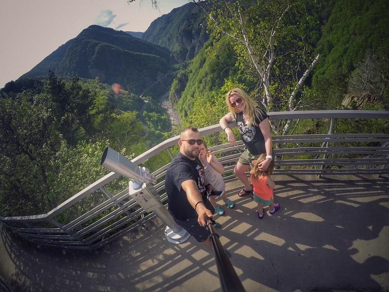 zamek Draculi Rumunia zwiedzanie ceny - samochodem
