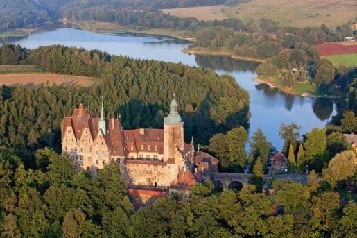 najpiękniejsze zamki w Polsce opinie Zamek Czocha