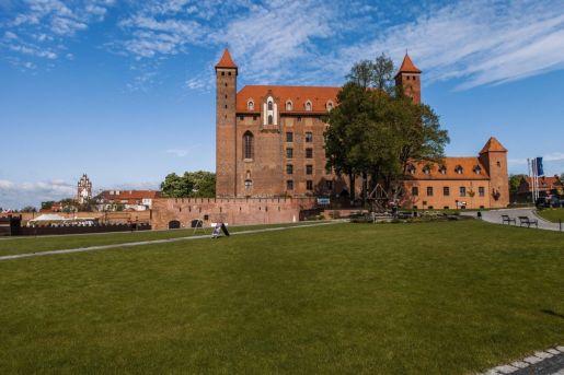 atrakcje dla dzieci Zamek w Gniewie