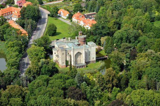 gdzie najpiękniejsze zamki w Polsce Kórnik