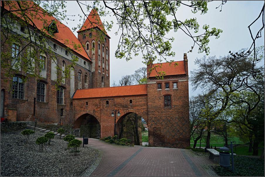 zamek kwidzyn atrakcje dla dzieci rodzinne 2