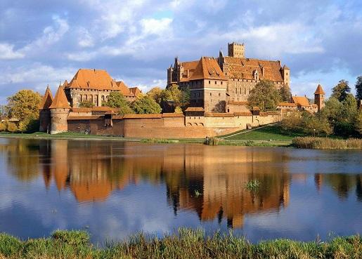 zamek malbork najpiekniejsze zamki na pomorzu atrakcje opinie