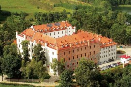 Hotel Zamek Krzyżacki Ryn atrakcje