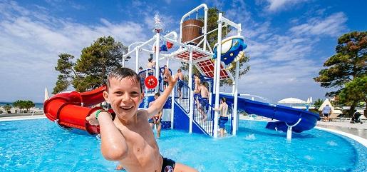 zaton chorwacja wakacje z dziecmi opinie basen dla najmlodszych