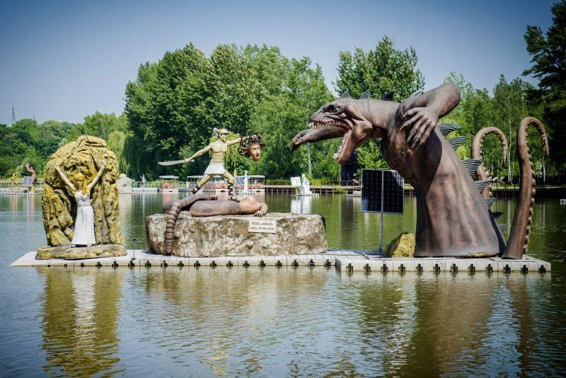 weekend z dzieckiem Zatorland park dinozaurów opinie