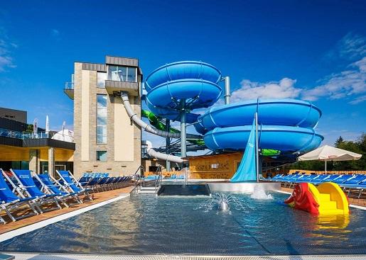 zjeżdżalnie-Chochołowskie-Termy dla dzieci atrakcje baseny